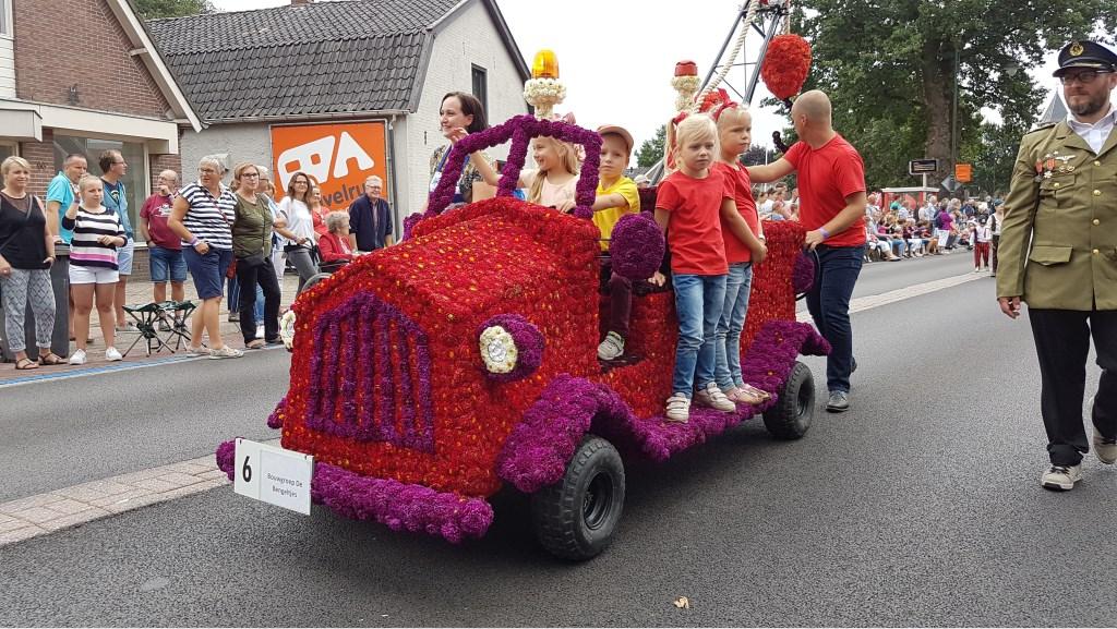 Bouwgroep De Bengeltjes deed mee met 'Pluk van de Petteflet'. Wilco Willemse © BDU