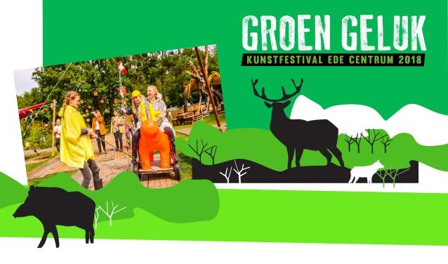 ,,Groen Geluk staat voor wat de gemeente Ede de gelukkigste gemeente van Nederland maakt.''