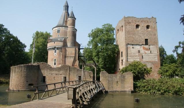 Kasteel Duurstede blijft met zijn geschiedenis een magisch monument Kees Broekman © BDU media