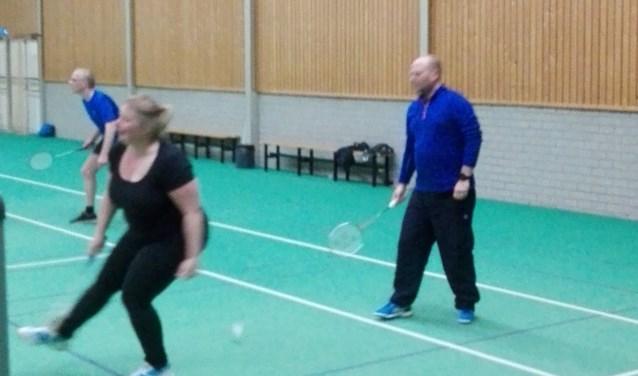 Het badmintonseizoen gaat weer beginnen.
