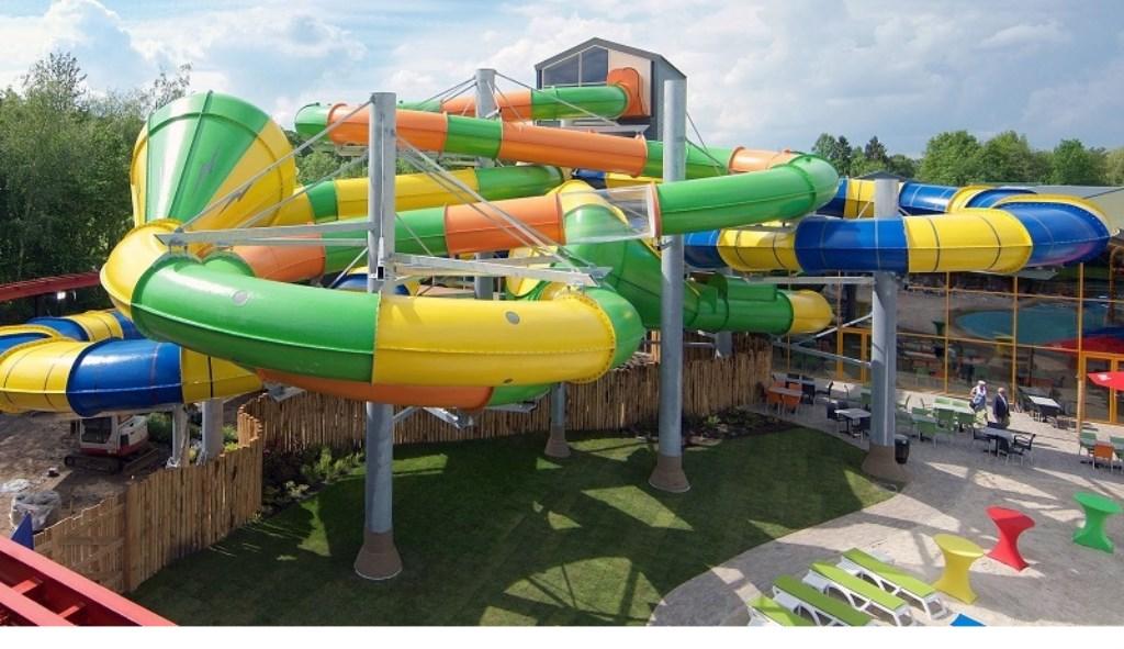 Attractie- en Vakantiepark Slagharen © BDU