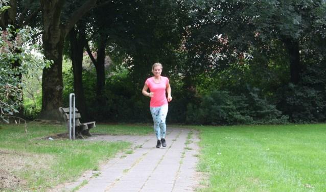 ,,Begeleiding van Runlaxing is maatwerk'', vindt eigenaresse Kamilla Neplenbroek.