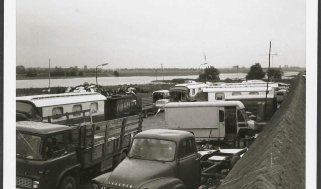 Woonwagenkamp Wijk bij Duurstede
