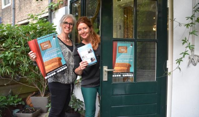 Annet Eikelboom en Mirjam van den Boogard: 'Mensen komen op plekken waar ze normaal niet komen'