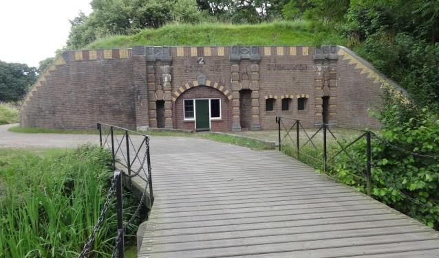 Fort bij Rijnauwen in Bunnik