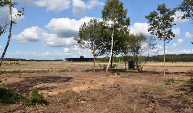 <p>Park Vliegbasis Soesterberg, een van de natuurgebieden in de Provincie Utrecht.</p>