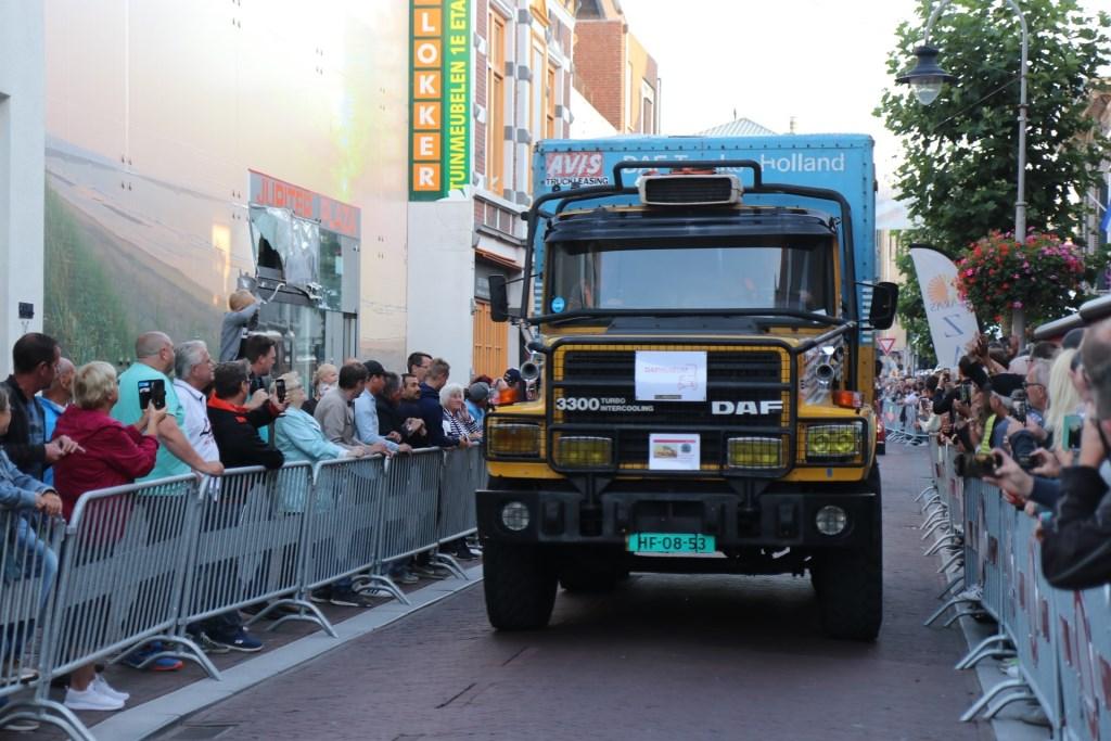DAF Dakar rally vrachtwagen wijnand burger © BDU media