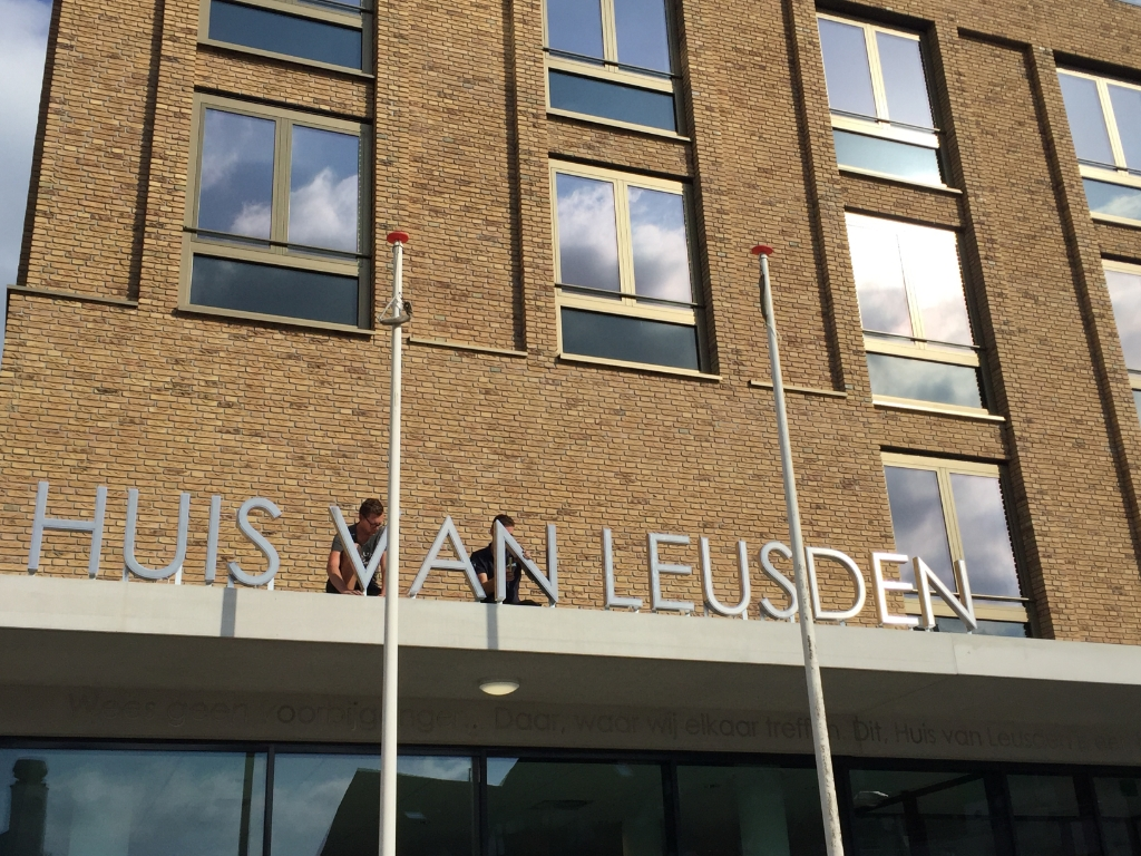 <p>Het Eetwerkcaf&eacute; in het Huis van Leusden kan de komende vier jaar vooruit.</p>