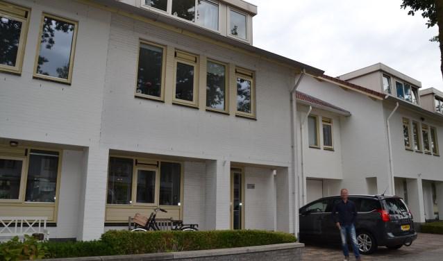 Peter Rook is op zoek naar huiseigenaren die in hun woning extra woonruimte willen laten bouwen.