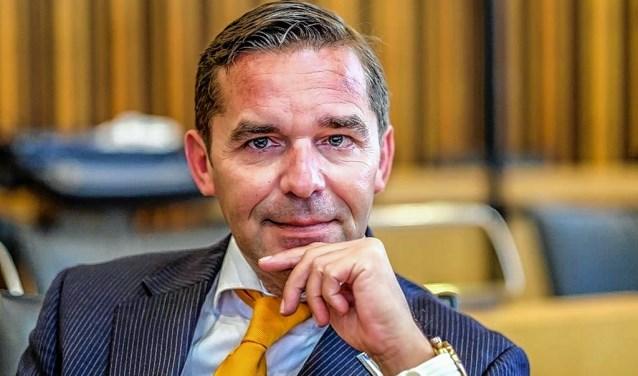 Lijsttrekker Paul Meijer van Forza!.