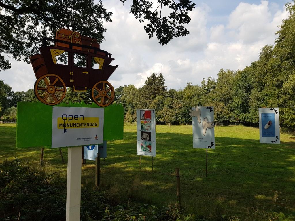 De route van Platteland Anders heeft als thema Scherpenzeel Oud. Janneke Hek © BDU media
