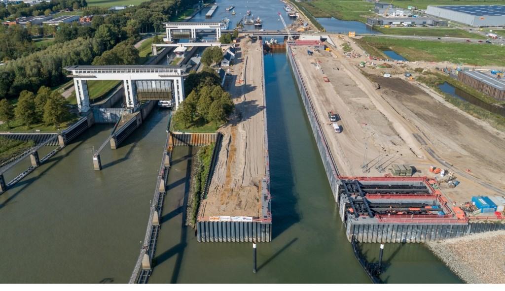 Aankomst deur drie en vier Rijkswaterstaat © BDU media