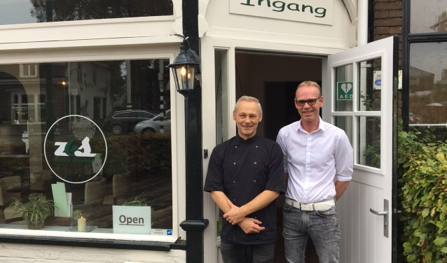 Restaurant Zes aan het Plein in Doorn heeft nieuwe eigenaren.