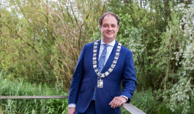 Burgemeester Gerolf Bouwmeester