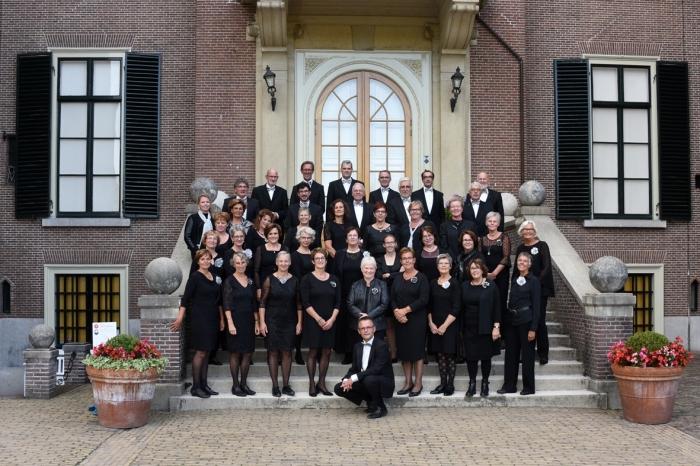 Het koor Oriolus