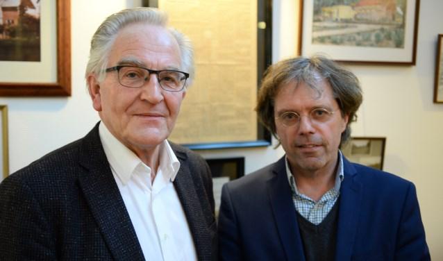 Evert de Graaf en Jean van Vugt vertellen over Stroud.