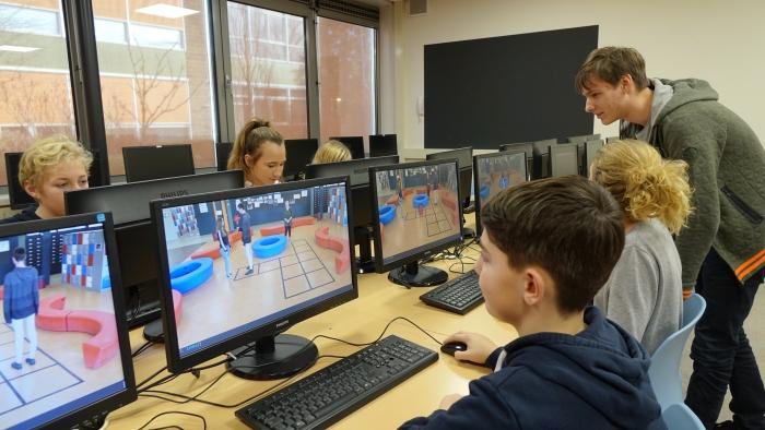 GameDesign op het Altena College