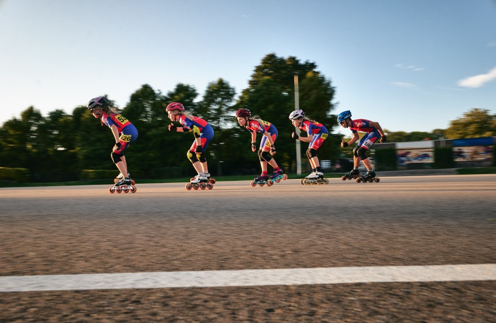 Skaten wint steeds meer aan populariteit bij AIJV.  Wiep van Apeldoorn © BDU media