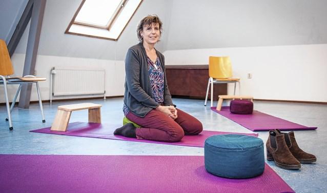 """Mirjam Gosselink: ,,Met mindfulness leer je je te richten op het hier en nu."""""""