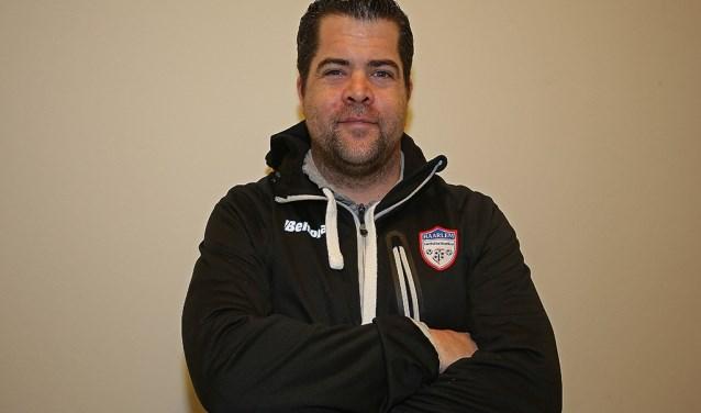 Danny Prinsen is actief bij 'Voetbal in Haarlem'.