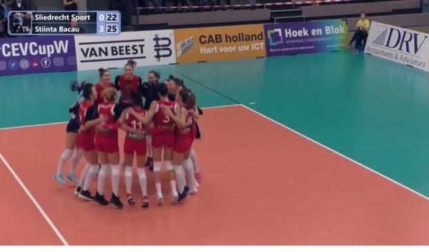 Screenshot Sliedrecht Sport TV © BDU media