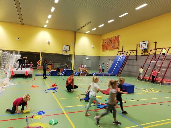 Voorjaarsvakantie activiteiten  Stichting Coherente  © BDU media