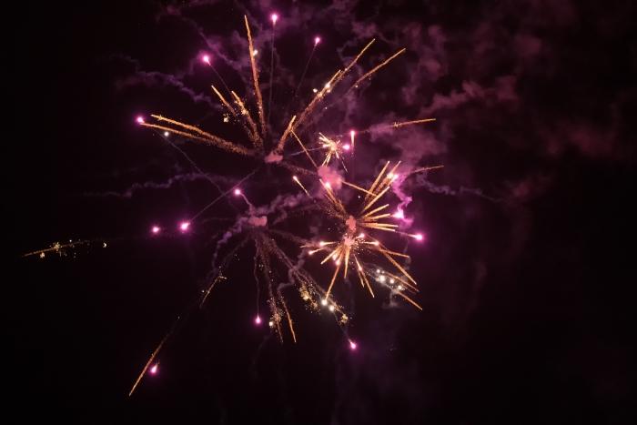 alle kleuren vuurwerk Klaas Haitsma © BDU media