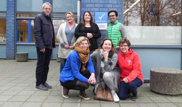 Initiatiefnemers om van het Rijneiland een grote rookvrije zone te maken.