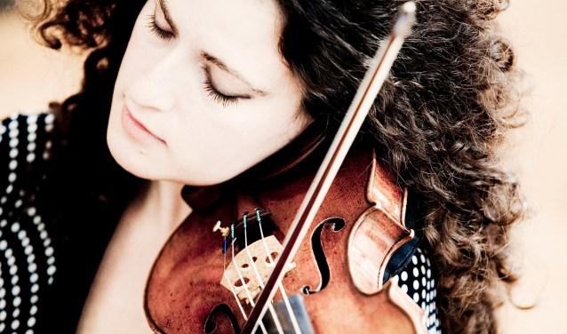 Beleef Liza Ferschtman, één van Nederlands grootste violisten, op donderdag 23 februari in de Edesche Concert zaal.