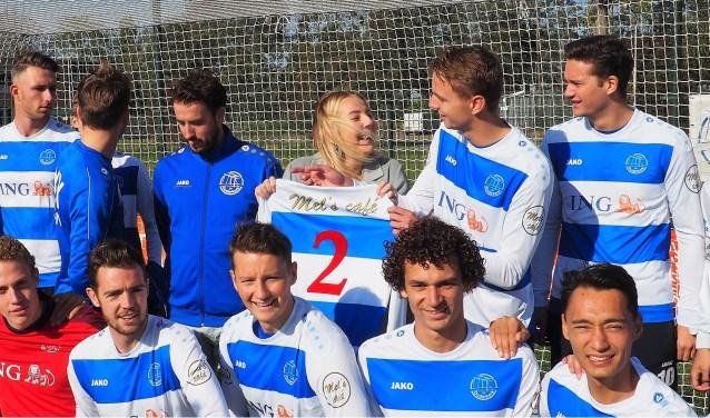 SV Ouderkerk hervat zondag de competitie.