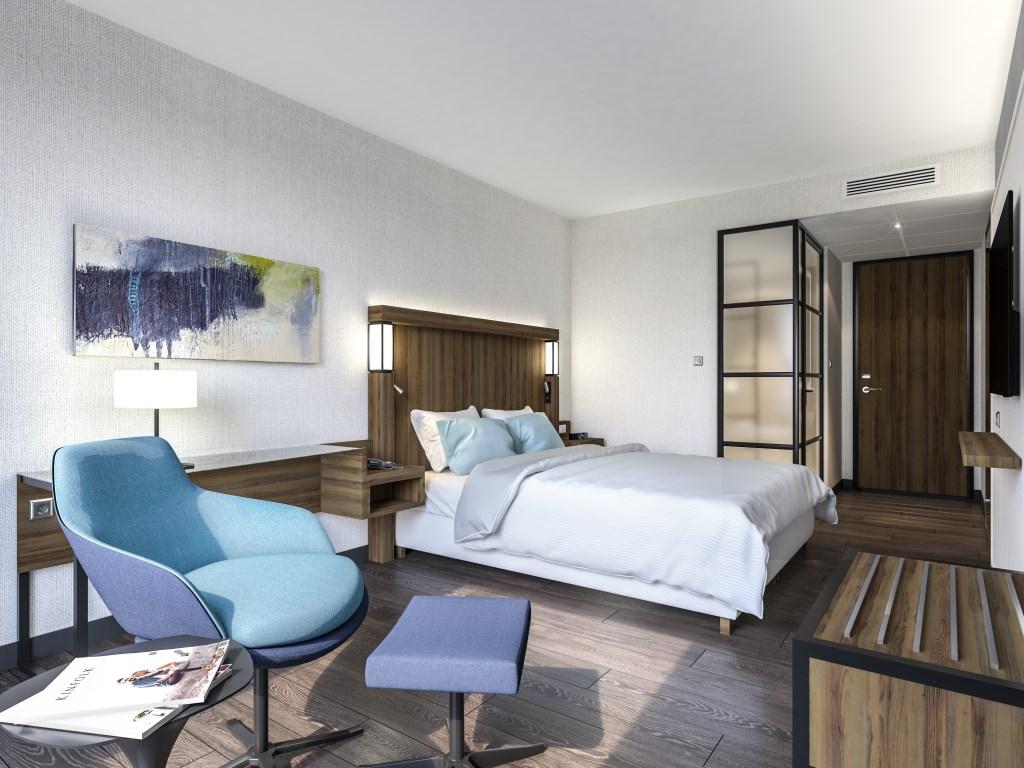 Impressie Comfort King Room. EIGEN FOTO © BDU media