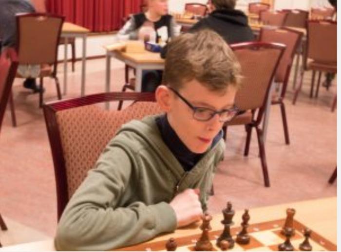 Karel Peursem najaarskampioen bij de jeugd