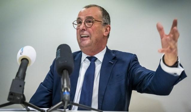 Hans Alders ligt toe waarom de ORS niet met een advies aan de minister komt.