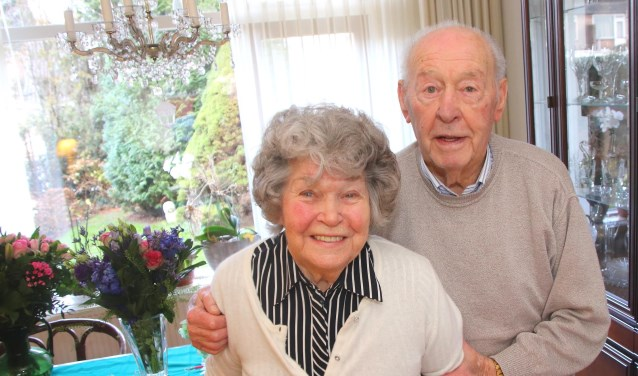 Het echtpaar Morseld woont al zestig jaar in hetzelfde huis.