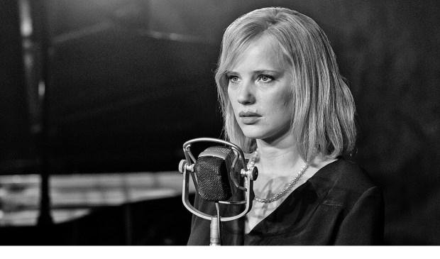 Joanna Kulig als zangeres Zula in de film ´Cold War´