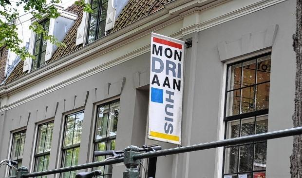 <p>Het Mondriaanhuis.</p>