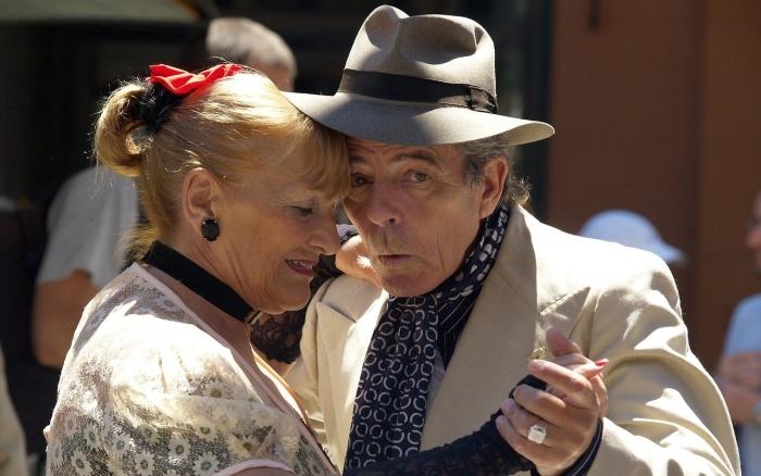 Tango is een passie net zoals het ACF! n.v.t. © BDU media