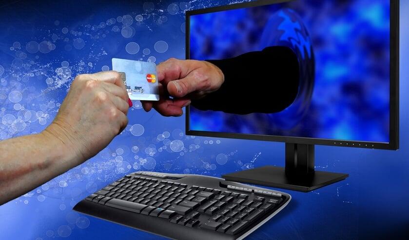 De cursus Veilig Internet laat mensen de valkuilen zien van internet.