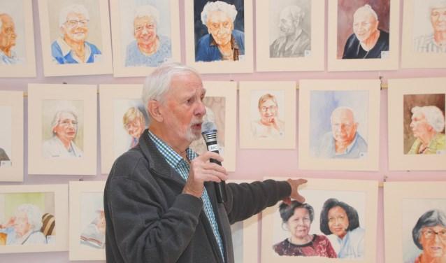 Jan Larsen vertelt wat leuke wetenswaardigheden over zijn werk.
