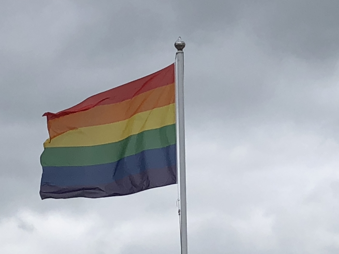 'Coming out day' in Weteringbrug
