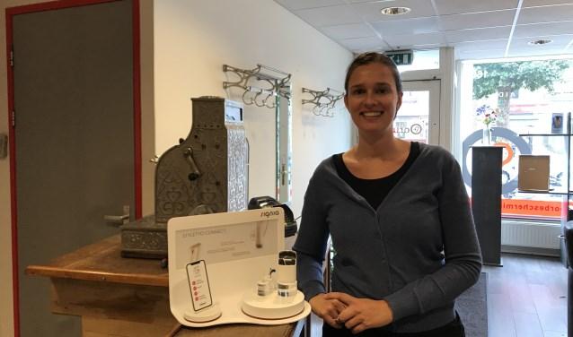 Marijke Veenstra van Oorwerk.