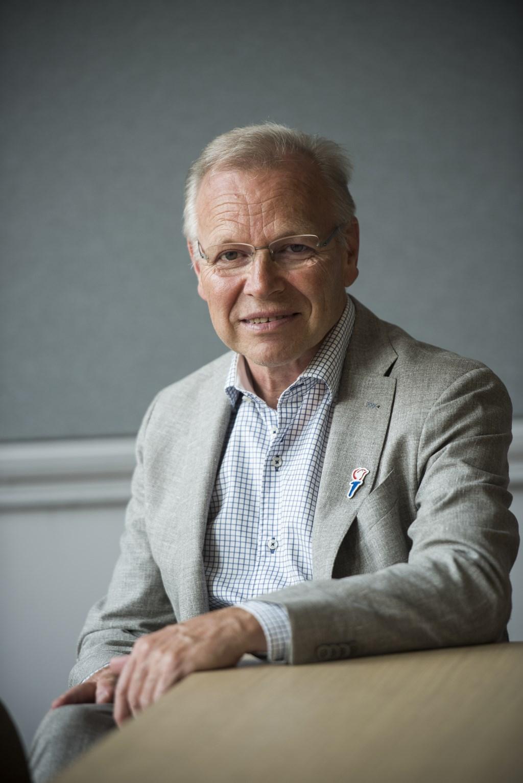 Jan van Kooten, directeur van het Nationaal Comité 4 en 5 mei. Chris van Houts © BDU media
