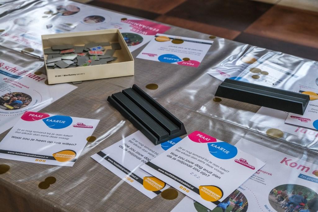 De Maak een Praatje-tafel Jan Aukes © BDU media