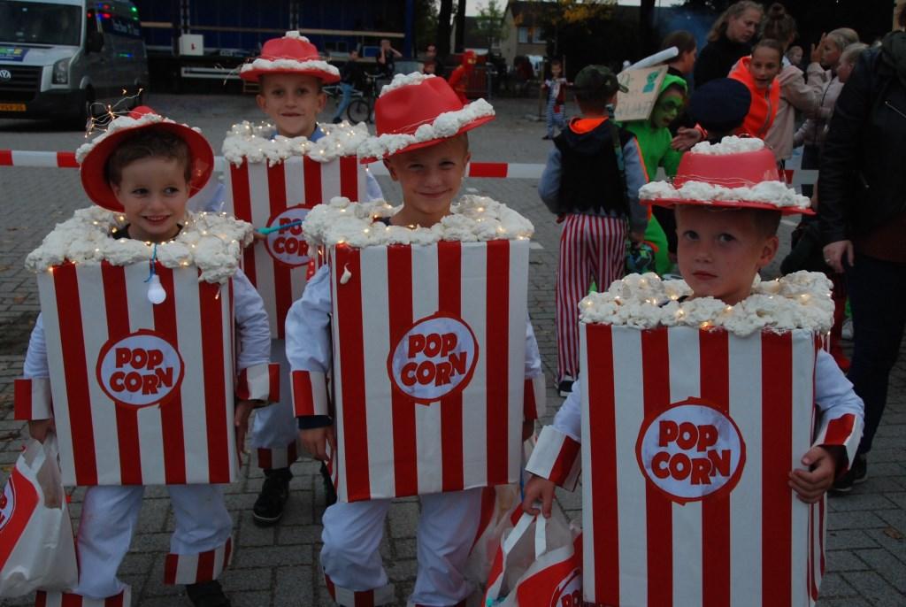 De Popcorn-mannetjes waren ook de origineelste. Adriaan Hosang © BDU media