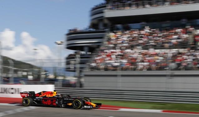 Er wordt veel publiek verwacht tijdens de Grand Prix.