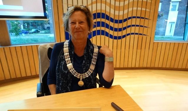 Op 16 december zal Albertine van Vliet de burgemeesters keten overdragen aan een nu nog onbekende nieuwe Wijkse burgemeester