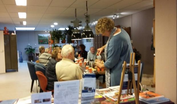 <p>De themamiddag van Mantelzorg Caf&eacute; wordt gehouden bij Artishock.</p>