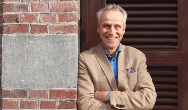 Jaap Lampe kijkt met veel genoegen terug op de afgelopen zestien jaar.