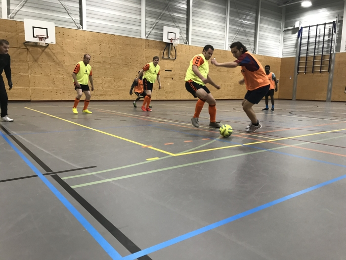 Wedstrijd Fc Berkenhof - Dream Team Oldebroek