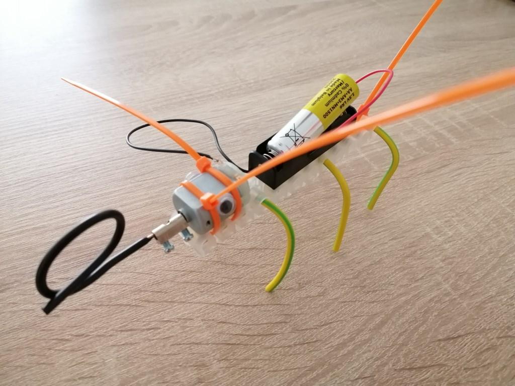 Bibberbotjes maken Bo Hendriksen © BDU media